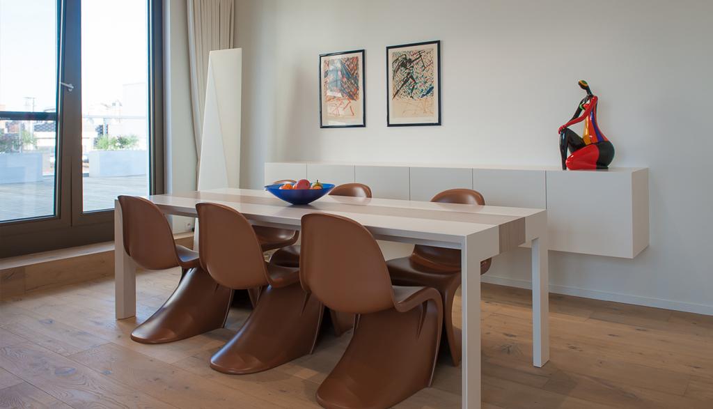 Eettafel op maat | Meubelmakerij Ceulemans Lier
