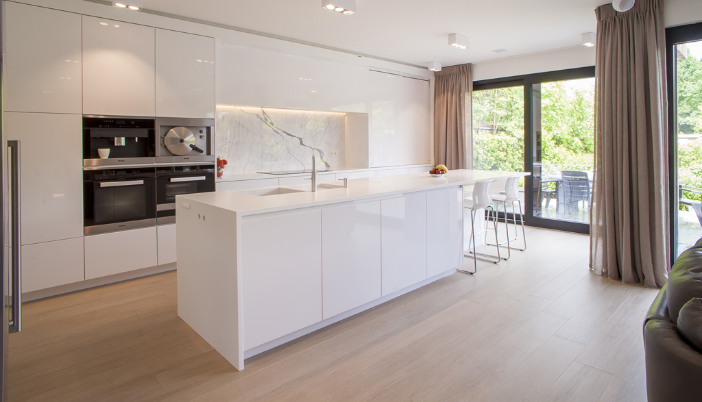Moderne Tijdloze Keuken : Tijdloze keuken