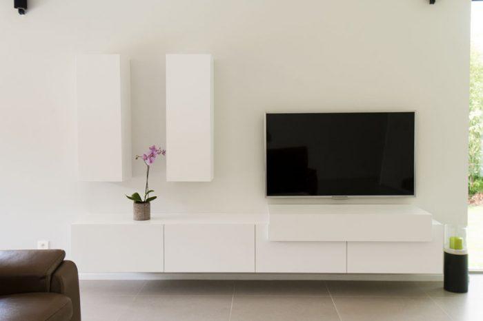 TV Meubel modern | Meubelmakerij Ceulemans Lier