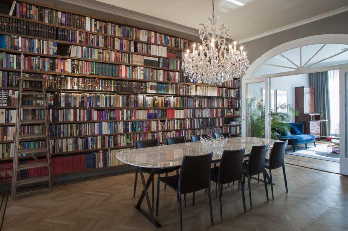 bibliotheekkast op Maat | Meubelmakerij Ceulemans Lier