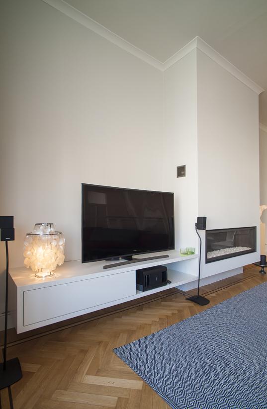TV meubel op maat | Meubelmakerij Ceulemans Lier