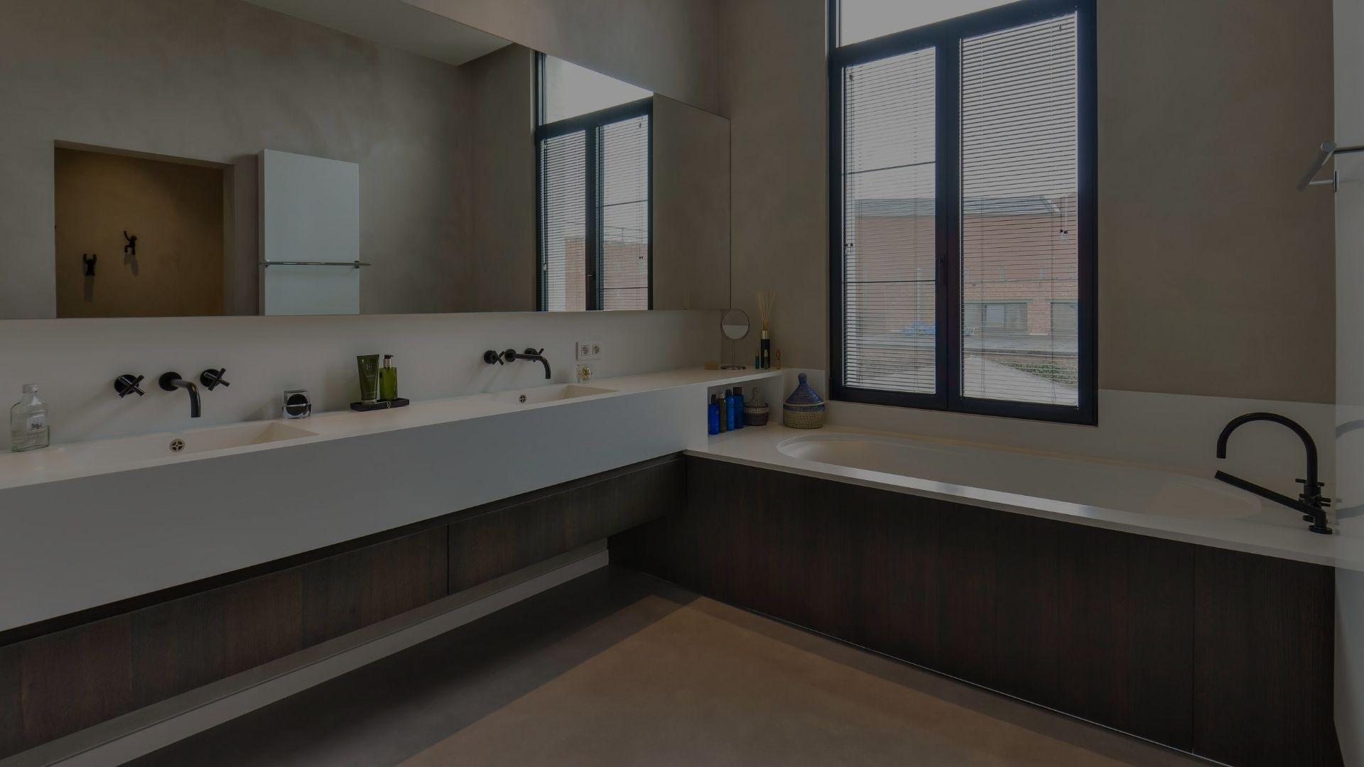 ceulemans meubelmakerij schrijnwerkerij lier badkamer hout
